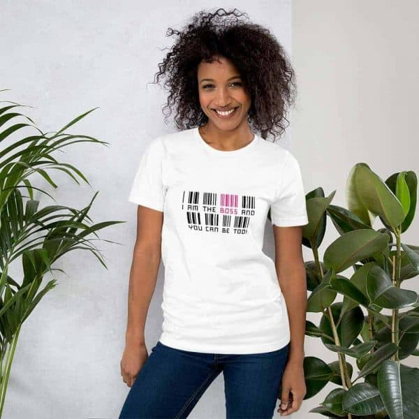Short-Sleeve Unisex T-Shirt - Stiletto Boss University